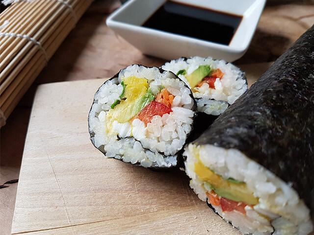 你知道壽司有哪些種類嗎?