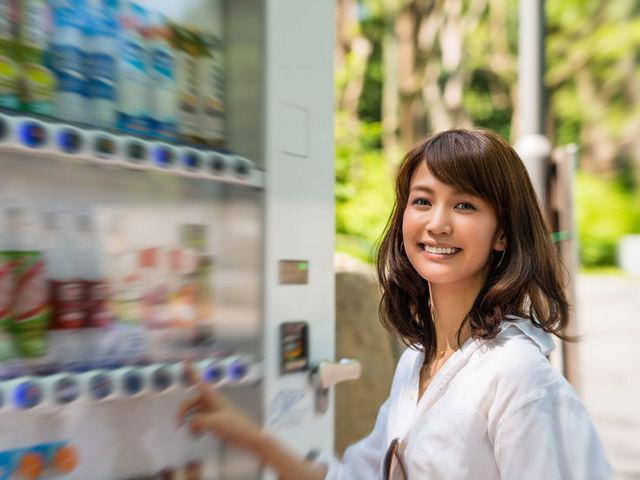 什麼都可以放入自動販賣機的國度|巨匠東大日語