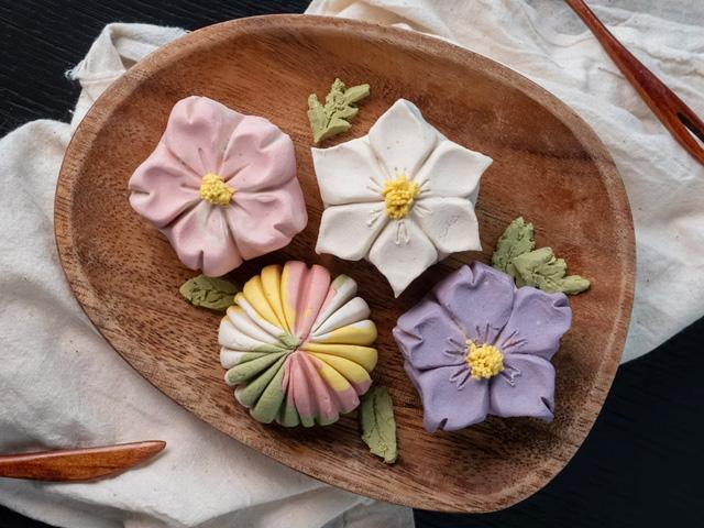 日本文化及四季風情的和菓子